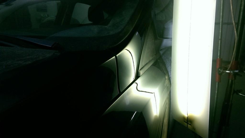 форд - после ремонта