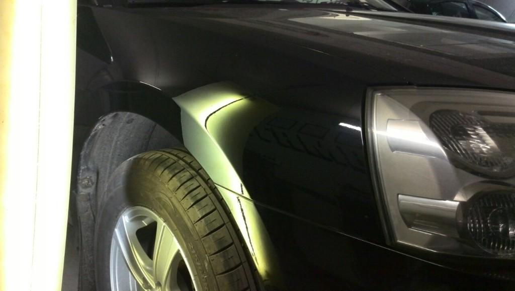 Mitsubishi Galant после ремонта
