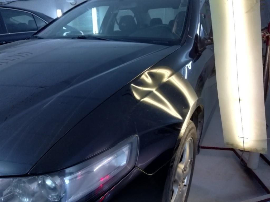 хонда до ремонта